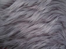 GREY or BLACK Fox Wolf Cat EARS-TAIL SET- 4 COLOR CHOICES, High Quality Faux Fur