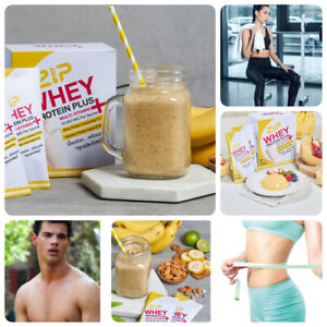 Whey Protein Food Supplement Weight Loss Slimming Streng Muscle Vitamin Mineral