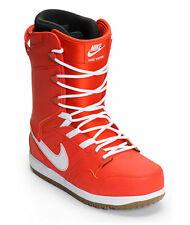 NIKE SB VAPEN SNOWBOARD BOOTS 447125 Red Sz 8