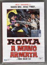 dvd ROMA A MANO ARMATA Mino LOY Luciano MARTINO M.MERLI A.KENNEDY Tomas MILIAN