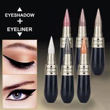 2En 1 Imperméable Crayon Fard à Paupières Paillettes à Eye-Liner Maquillage Yeux