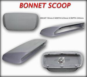 STI BONNET SCOOP FOR SUBARU FORESTER XT 2003-2005 2003 STI STYLE NEW