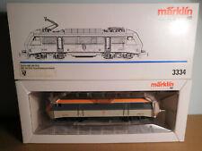 MARKLIN HO réf 3334 LOCO ELECTRIQUE SNCF BB 26002 SOUFFELWEYERSHEIM.