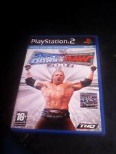PS2 SmackDown Vs.RAW 2007