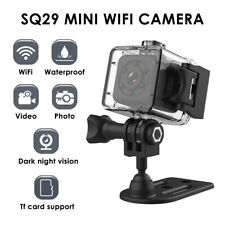 Mini Wifi Camera Waterproof Sports DV Video Micro Camera Super Night Vision New