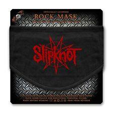 More details for slipknot logo face mask (rz)