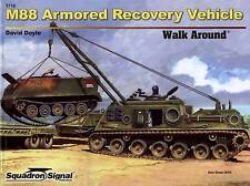 2ss5716a/ Squadron Signal - Walk Around 16 - M88 Armored Recovery Vehicle