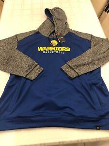 Golden State Warriors Men's 4xl Hoodie New Fanatics Nba Basketball