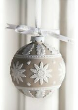 Wedgwood | Neo Classical Ball Ornament *New* 58834403040 Waterford $43 Rare Usa