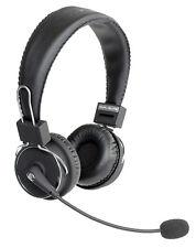 Blue Tiger Dual Elite Black Headband Headsets for Multi-Platform