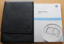 VW Sharan Manual Owners Manual Cartera 2010-2015 Pack 8573