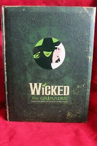 Wicked, The Grimmerie hardback book