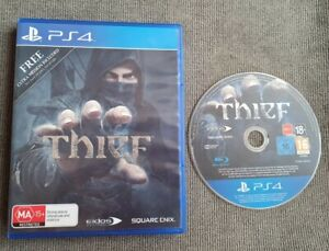 Thief  Sony PS4 Playstation 4 Free Postage 🎮