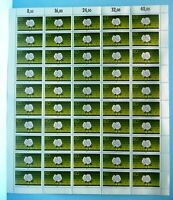 Bund 50er Bogen MiNr. 1163 postfrisch MNH (BW3370