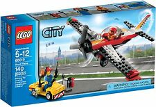 LEGO City Stunt Plane (#60019)(Retired 2013)(Very Rare)(NEW)