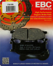 EBC Organic OE Quality Replacement Brake Pads / One Pair (FA199)