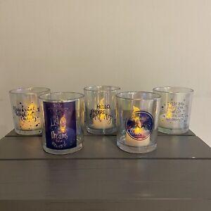 ACOTAR Series Voltive Candle Holder Set