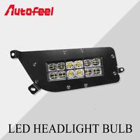 2019 360W LED Headlight Kit High Low Beam For Polaris RZR XP 900/1000 ATV UTV US