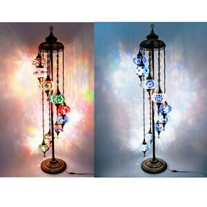 15 VARIATIONS BEST PRICE Turkish Mosaic floor lamp