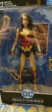 Macfarlane Wonder Woman Figure DC muitlverse collectable
