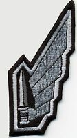 Starship Troopers Mobile Infantry Winged Sword Embroidered Iron-on Patch