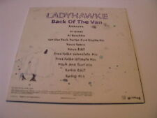 Ladyhawke - Back of the Van Remixes - 10 Track