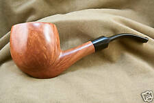 DENNY SOUERS HAND CARVED GRECIAN BRIAR PIPE - #712