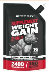 Bully max Bundle!   Supplements x 2!