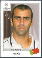PANINI UEFA CHAMPIONS LEAGUE 1999-00- #161-FC PORTO-PEIXE