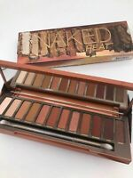 Urban Decay NAKED HEAT Eyeshadow Palette - 12 All New Shades - New Unsealed Box