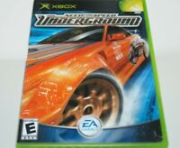 Need for Speed: Underground (Microsoft Xbox, 2003) COMPLETE Tested