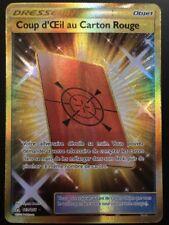 Carte Pokemon COUP D'OEIL AU CARTON ROUGE 169/156 Soleil et Lune 5 SL5 FR NEUF