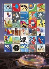 UK Sports of London 2012 Stamp Sheet 2011