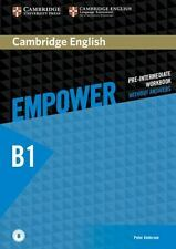 Cambridge English Empower Pre-intermediate Workbook Without Answers : Include...