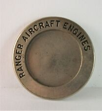 New ListingWwii Ranger Aircraft Engines Employee Badge Id Pin War Worker