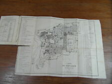 LIEVIN DE HAMME Guide Indicateur DE LA TERRE SAINTE 1ere Partie LOUVAIN 1876