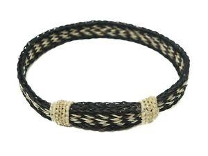Horse Hair Bracelet (1175-20-AS) C8