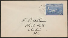 FIRST DAY COVER - SEPT. 16, 1946 - UNITRADE #CE3 - AIR MAIL SPECIAL DELIVERY