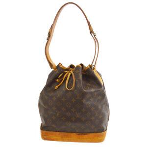 LOUIS VUITTON NOE SHOULDER BAG PURSE VINTAGE M42224 ams 40455