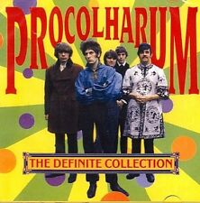 Procol Harum .. 18 Hit Collection .. A Whiter Shade Of Pale .. Oldies