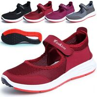 Womens Ladies Flat Antiskid Breathable Beach Sandals Slip on Trainers Shoes 2019