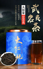 New 500g Organic Premium Dahongpao Tea China Wuyi tea Da Hong Pao Black tea