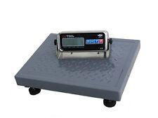 Balance plate-forme PRO à grand plateau 450 x 355 cm - 340kg x 100g PROMOTION