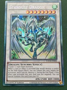 Stardust Dragon TU06-EN007 Rare PLAYED