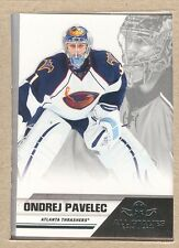 Ondrej Pavelec #6 2010-11 Panini All Goalies Up Close