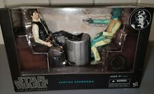 Hasbro Star Wars Black Series 6 Inch Cantina Showdown Toys R Us Exclusive in Box