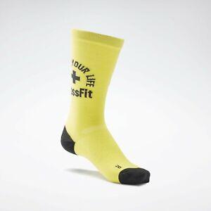 Reebok Unisex Engineered Crew Socks 1 pair GH1555