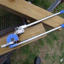 "1/2"" OD SWAGELOK Tube Bender tubing 1 1/2"" Bend Radius  MS-HTB-8 Used Nice Shape"