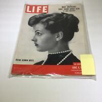 Life Magazine: June 4 1951 Rising German Model Cover