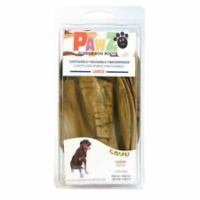 PawZ Protex Dog Boots Water-Proof Paws Disposable Reusable Large Camo